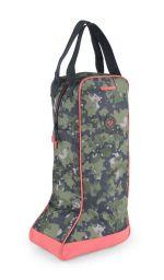 Aubrion Camo Print Long Boot Bag