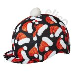 Elico Santa Hats Lycra Hat Cover
