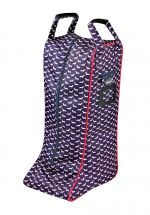 Dublin Imperial Long Boot Bag - Dog Print