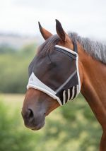 Shires Fine Mesh Earless Fly Mask SS19