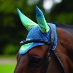 Weatherbeeta Prime Ombre Ear Bonnet - Oceans Reef