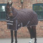 Weatherbeeta ComFiTec 1000D Diamond Quilt Detach-a-Neck Heavy Stable Rug