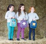 Shires Wessex Tikaboo Jodhpurs - Childs