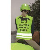 Shires Equi-Flector Safety Vest - Childs
