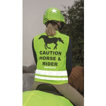 Shires Equi Flector Safety Vest - Adults