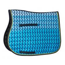 Cottage Craft Geometric Print Saddle Pad