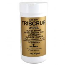 Gold Label Triscrub Wipes