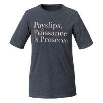 Caldene Payslip Slogan T Shirt