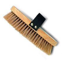 Cottage Craft Oval Mud Brush