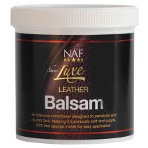 NAF Sheer Luxe Leather Balsam 400gm