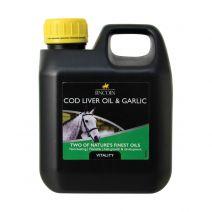 Lincoln Cod Liver Oil & Garlic