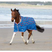 Shires Tempest Original Lite Pony Turnout - Limited Ed Ladybird