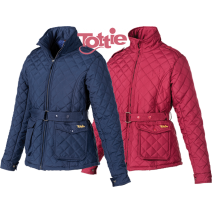 Tottie Rigby Ladies Belted Jacket