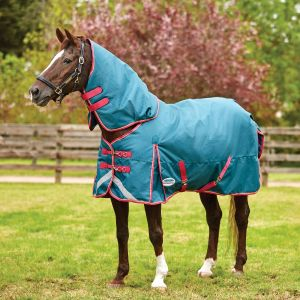 WeatherBeeta ComFiTec Plus Dynamic Detach-A-Neck Medium Turnout