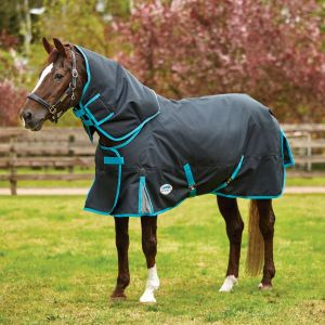 WeatherBeeta ComFiTec Premier Free Detach-A-Neck Medium Turnout