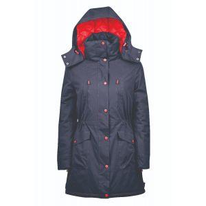 Dublin Bianca Long Line Parka Jacket