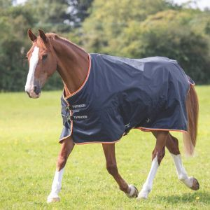 Shires Typhoon 200g Turnout Rug