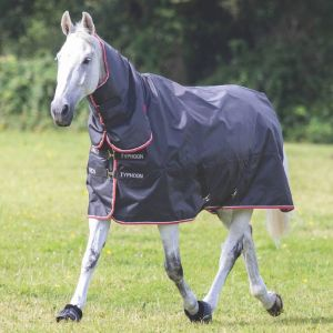 Shires Typhoon 200g Combo Turnout Rug
