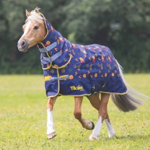 Shires Tikaboo 200g Combo Turnout Rug