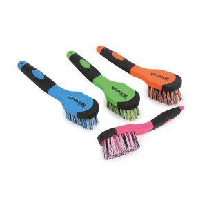 Shires EZI-GROOM Grip Bucket Brush