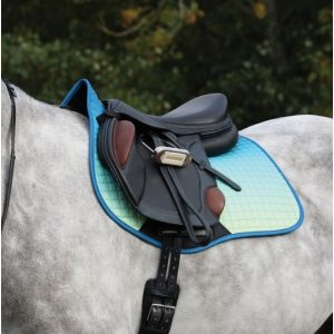 Weatherbeeta Prime Ombre All Purpose Saddle Pad - Oceans Reef