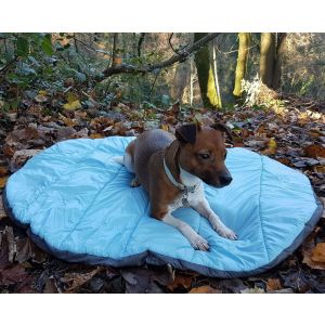 Henry Wag Alpine Travel Snuggle Bed - Blue