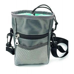 Henry Wag Treat Travel Bag -Grey/Black