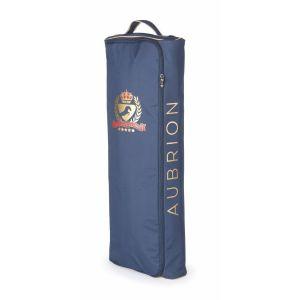 Aubrion Team Double Bridle Bag - Navy
