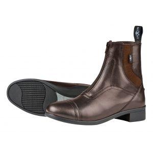 Saxon Syntovia Zip Paddock Boots - Childs