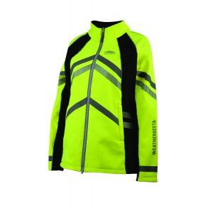 WeatherBeeta Reflective Softshell Fleece Lined Jacket - Adults