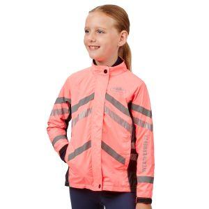 WeatherBeeta Reflective Lightweight Waterproof Jacket - Childs