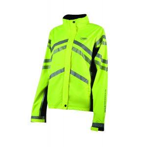 WeatherBeeta Reflective Lightweight Waterproof Jacket - Adults