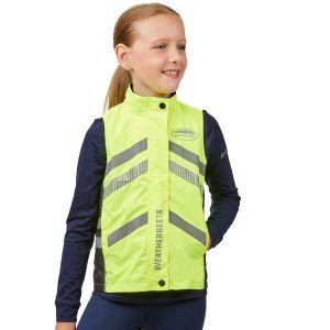 WeatherBeeta Reflective Lightweight Waterproof Vest - Childs