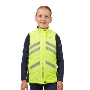 WeatherBeeta Reflective Quilted Gilet - Childs