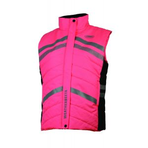 WeatherBeeta Reflective Quilted Gilet - Adults