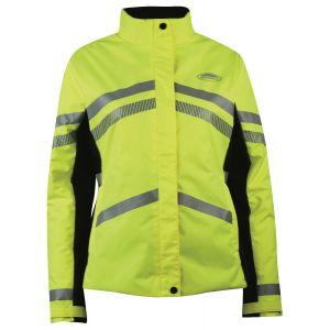 WeatherBeeta Reflective Heavy Padded Waterproof Jacket - Adults