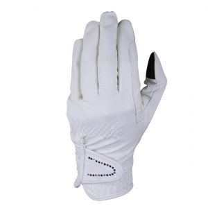 Hy Equestrian Roka Rose Riding Gloves