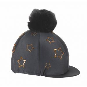 Shires Diamante Star Hat