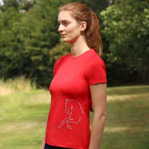 Hy Equestrian Richmond Collection T-Shirt - Adult