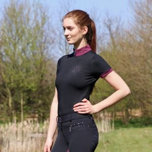 Hy Equestrian Knightsbridge Sports Shirt