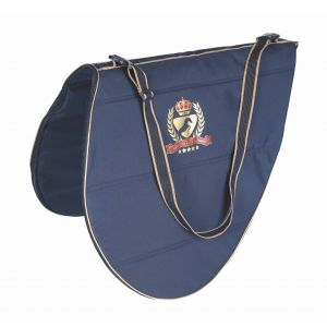 Aubrion Team Saddle Bag - Navy