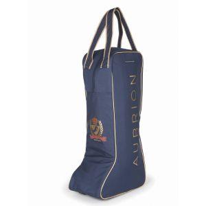 Aubrion Team Long Boot Bag - Navy