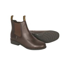 Saxon Equileather Jodhpur Boots