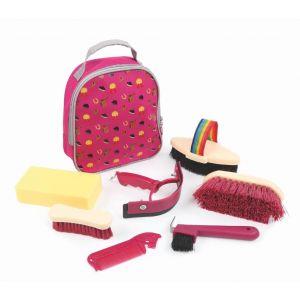 Shires Tikaboo Grooming Kit Bag - Childrens