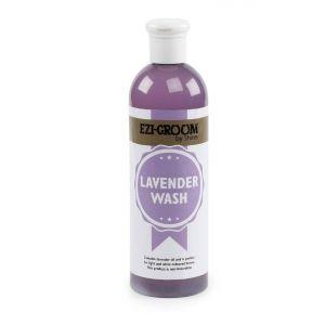 EZI-GROOM Cooling Lavender Wash - 400ml