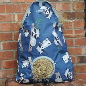 Weatherbeeta Hay Bag - Racoon Print