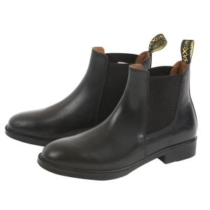 Saxon Action Jodhpur Boots - Childs