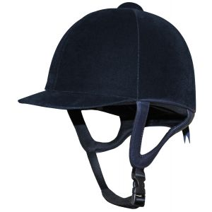 Gatehouse Jeunesse Velvet Riding Hat Jrn