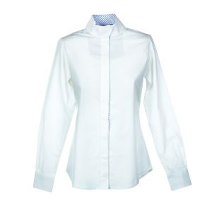 Dublin Chic Long Sleeve Show Shirt - Ladies