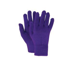 Dublin Adults Magic Pimple Grip Riding Gloves - Plain
